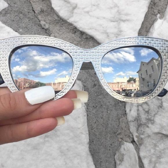 7f3cc693c Accessories | Top Foxx Metal Sunglasses | Poshmark